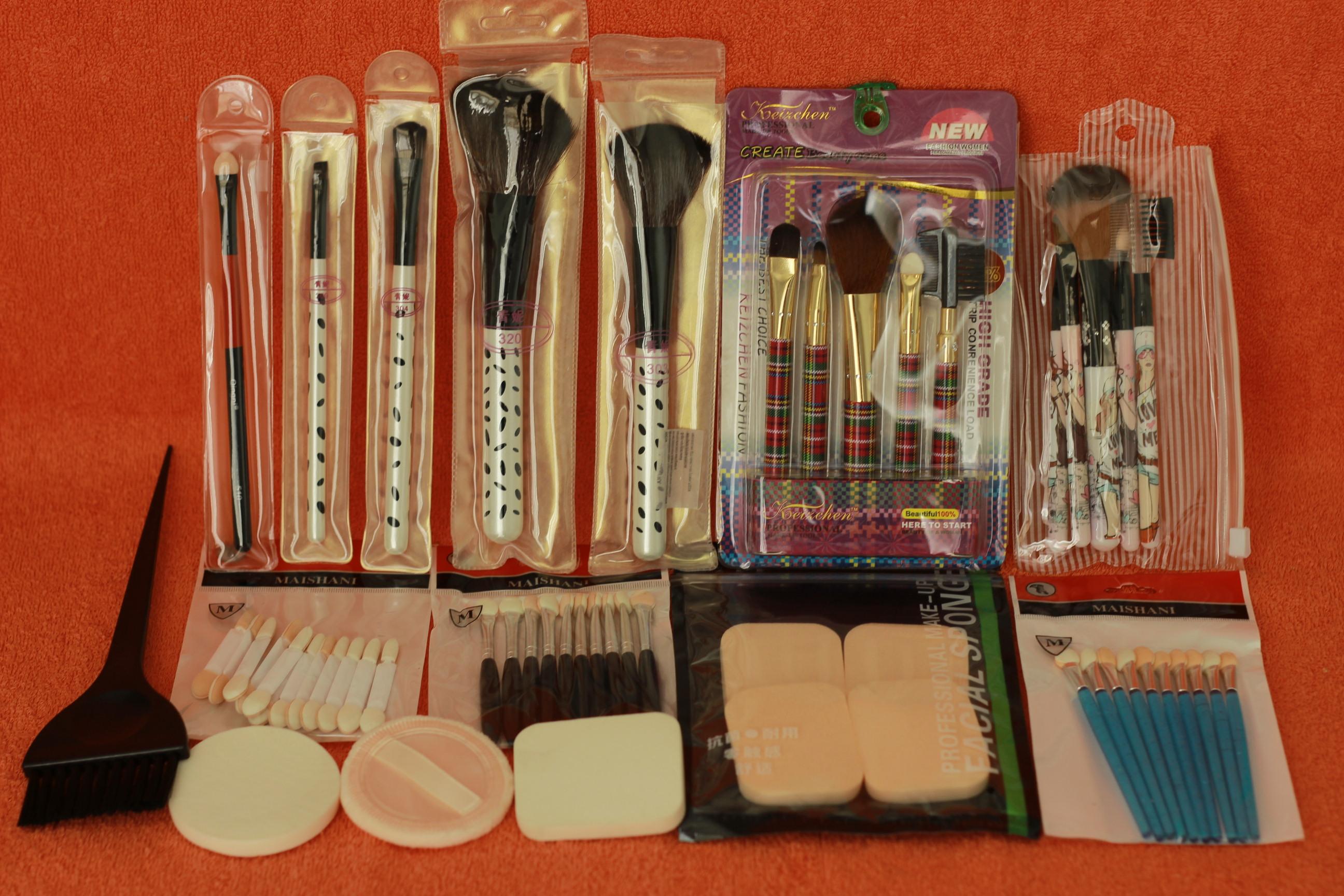 Вещи нужные для макияжа